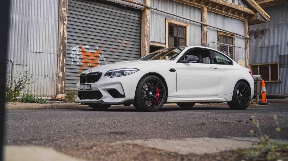 2021 BMW M2 CS manual review-2