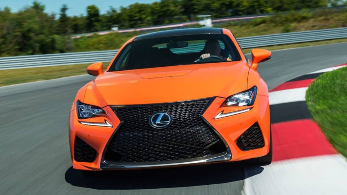 Lexus RCF: 351kW Output Confirmed Ahead Of Q1 Launch
