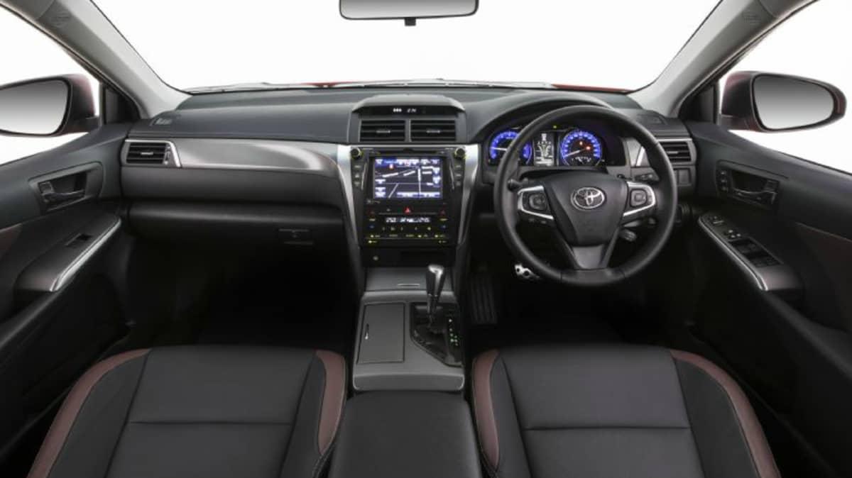 2016 Toyota Aurion Sportivo - Australia