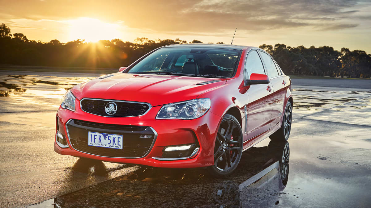 Holden Commodore VF used car review