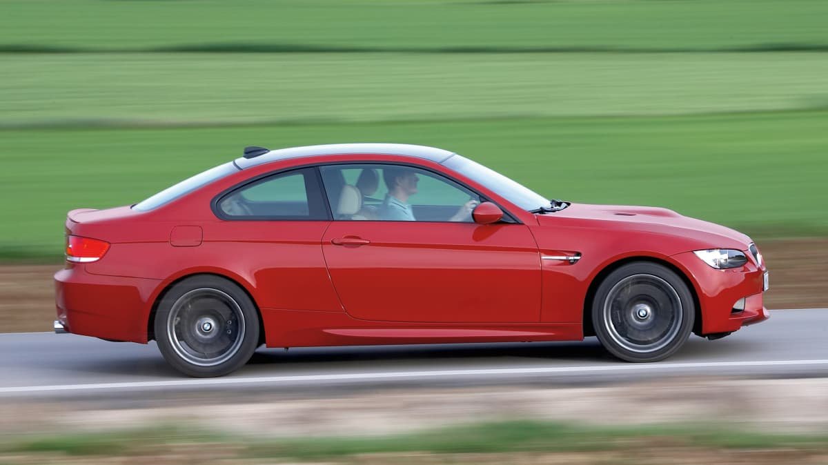 2008 BMW M3: Modern classic review-4