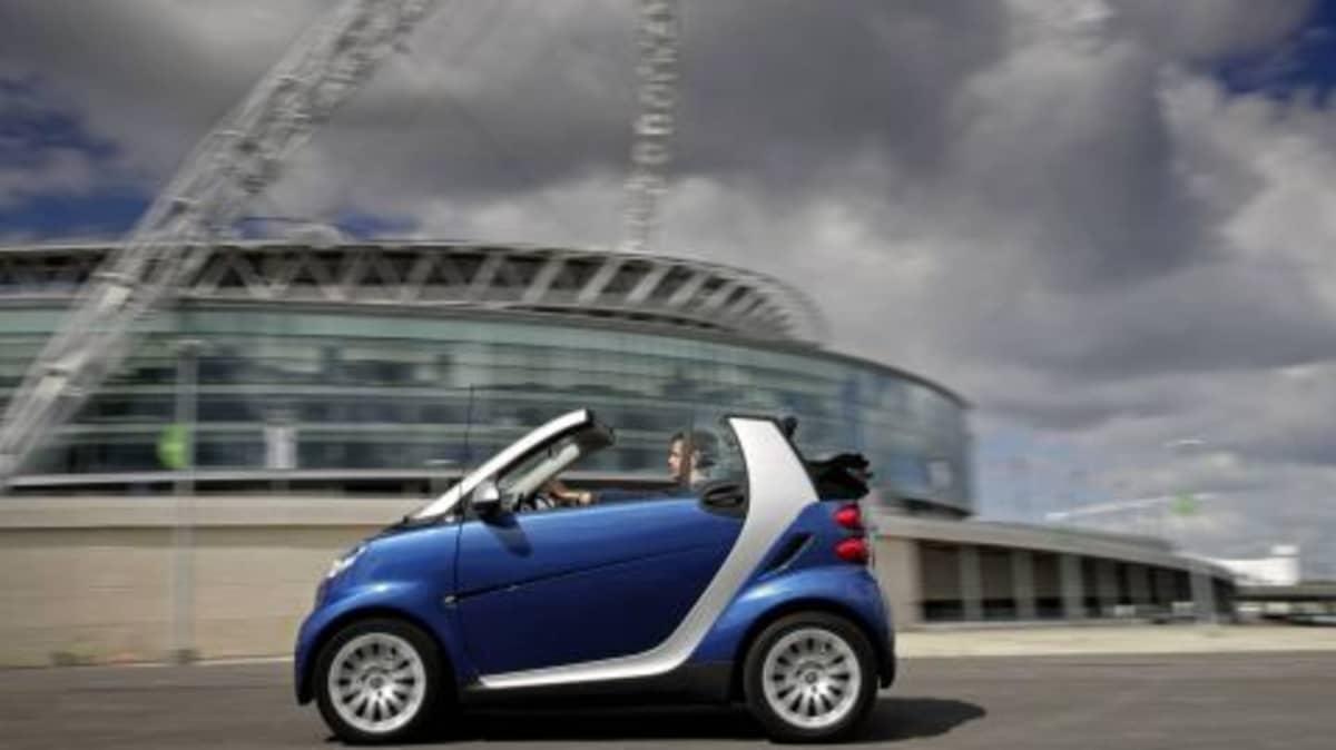 'smart fortwo mhd' Crowned Australia's Greenest Car