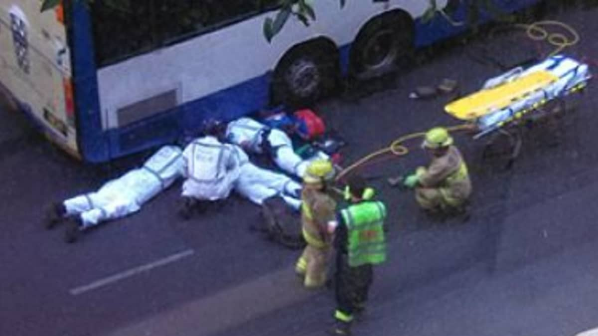 Buses the big killers of pedestrians in Sydney's CBD: road safety  manager