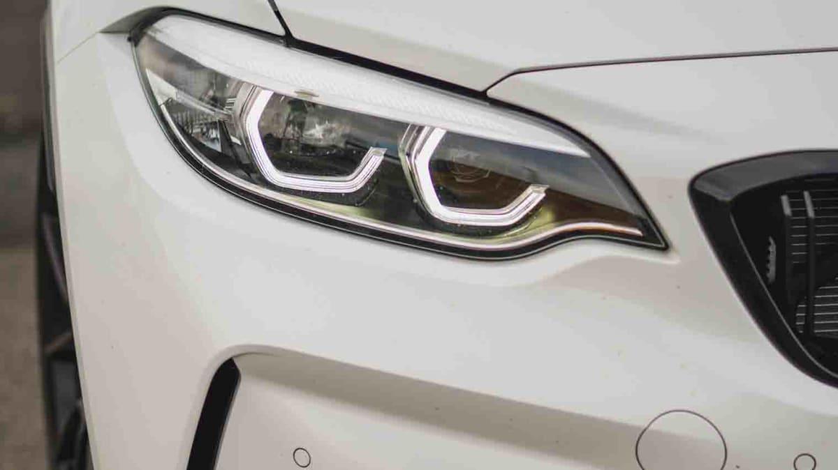 2021 BMW M2 CS manual review-0
