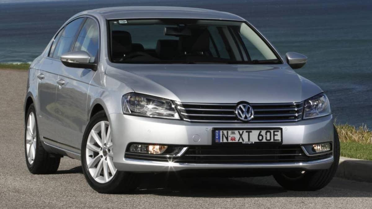 2011 Volkswagen Passat Sedan 125TDI Review