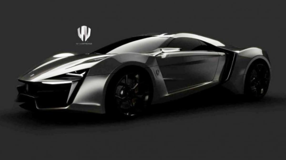 W Motors Lykan Hyper Sport Revealed, Super Sport Set For 2015 Debut