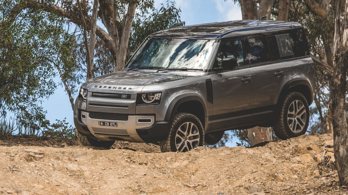 2021 Land Rover Defender 110 P400 S off-road review-1