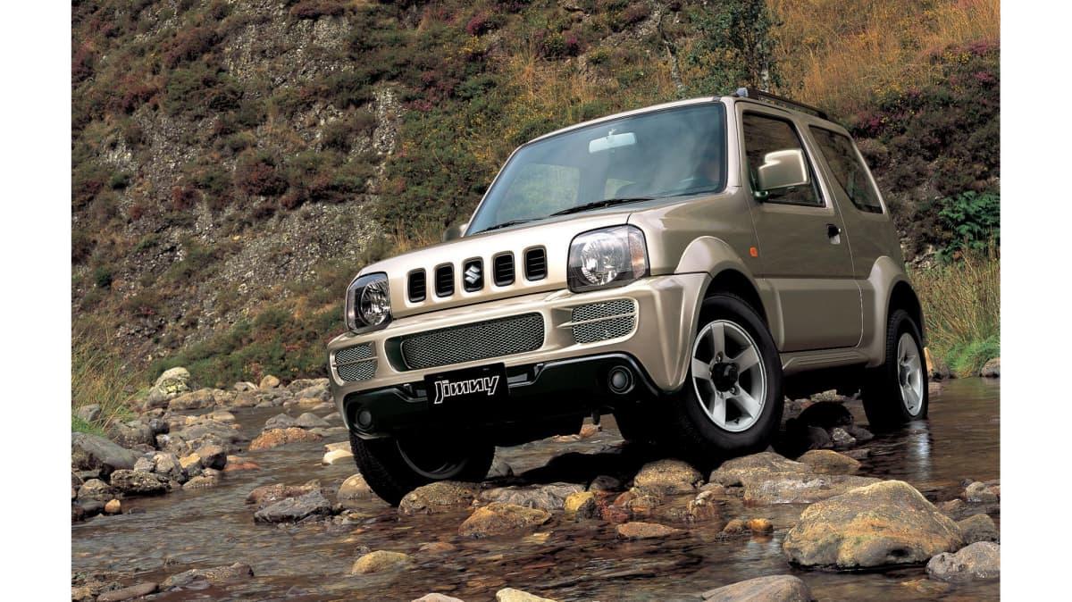 Suzuki Jimny Used Car Review-3
