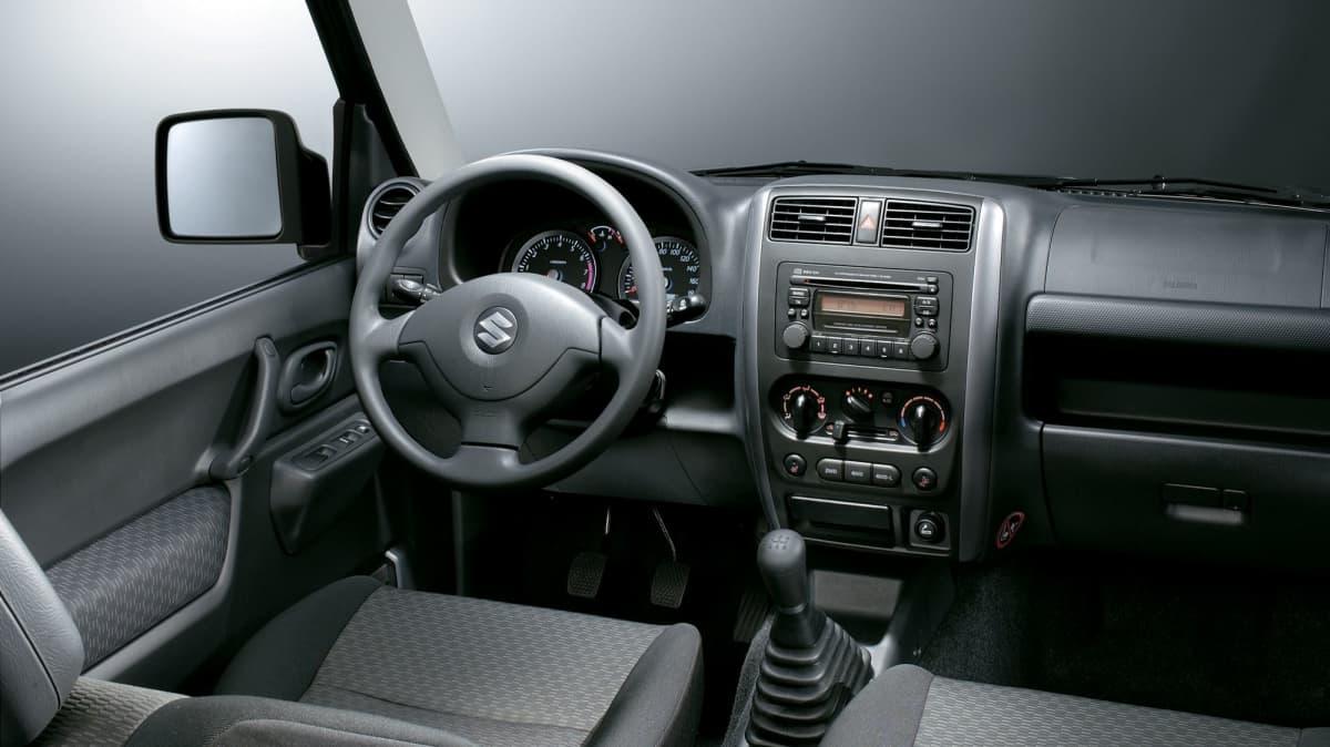 Suzuki Jimny Used Car Review-4