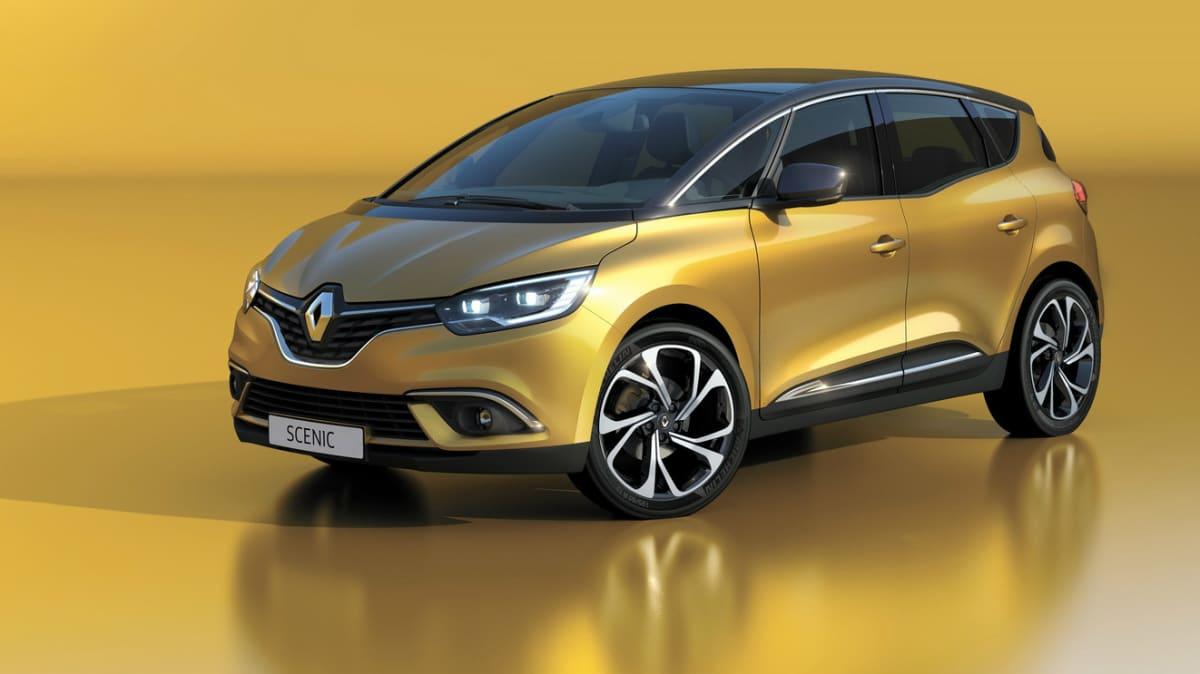2016 Renault Scenic Previewed Ahead Of Geneva