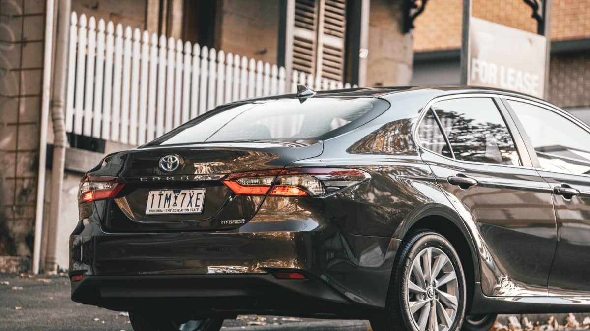 2021 Toyota Camry Ascent Hybrid review-1