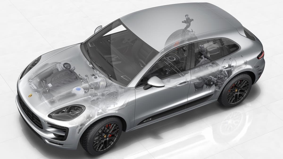Porsche Macan GTS 2018 new car review-0