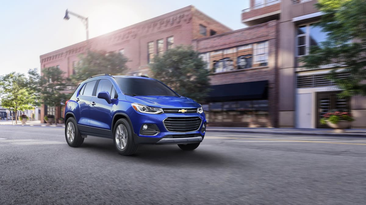 2017 Chevrolet Trax Facelift Forecasts Future For 2016 Holden Trax