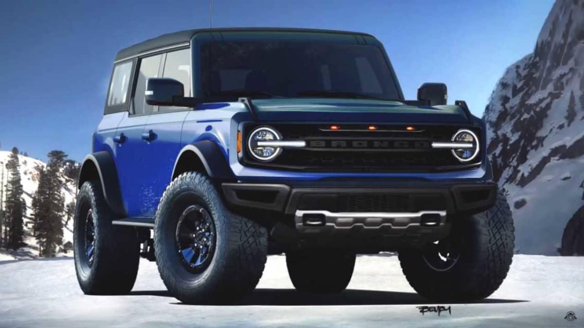 Oops: Bronco Raptor confirmed on Ford engineer's career profile