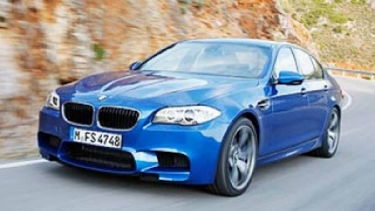The fifth generation of BMW's iconic M5 sports sedan gets a sizzling mid-life giddy-up, integrating its hard-edged Competition Package into the V8 muscle car's standard specification.