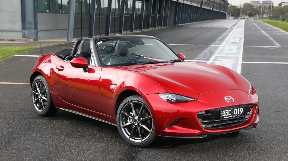 Mazda open to electrifying MX-5 - report