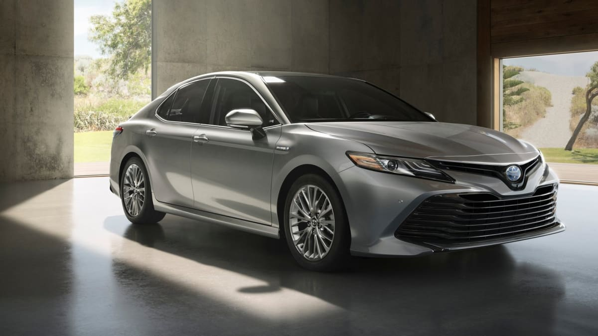 Toyota Reveals Sharper New Camry, Arriving From Japan Late 2017