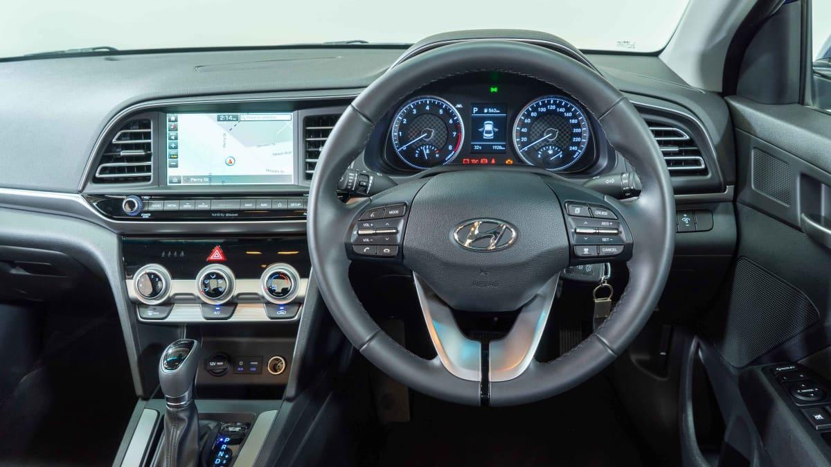 Hyundai Elantra Active 2019 Sedan Review-0
