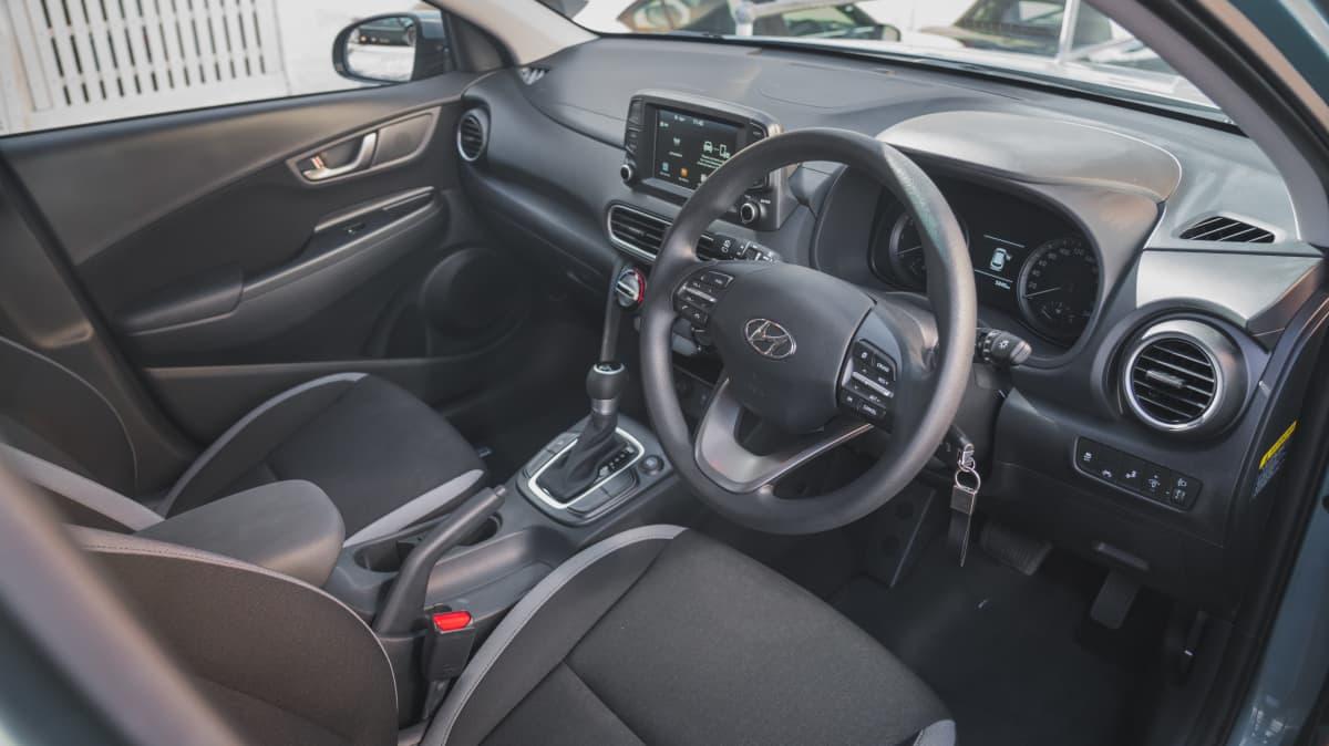 2019 Hyundai Kona Go FWD review-3