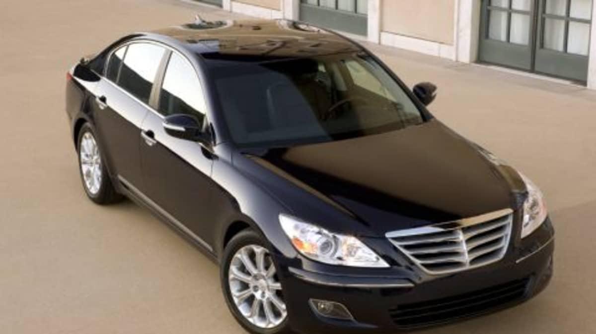 """Hyundai's Tau V8 In Ward's 2009 """"10 Best Engines"""" List"""