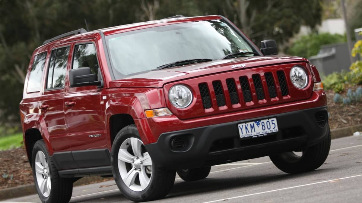 2011 Jeep Patriot Sport Manual Review