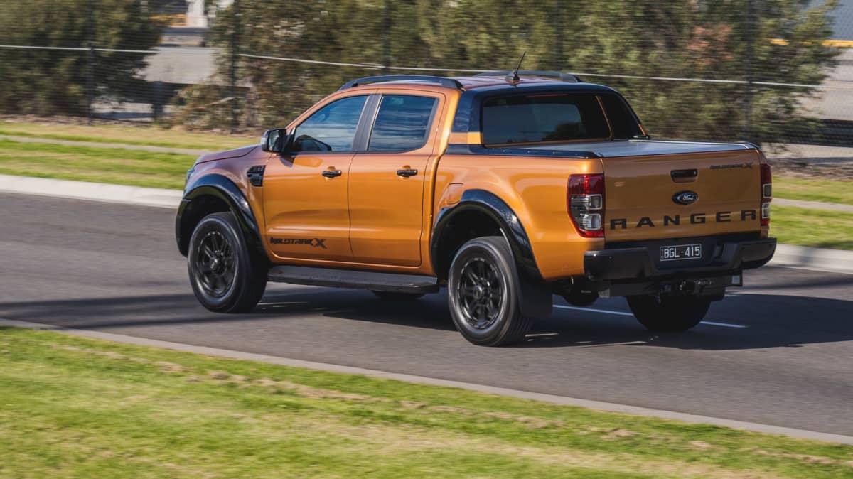 2021 Ford Ranger Wildtrak X bi-turbo review-2