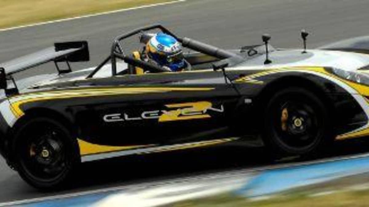 Lotus 2-Eleven makes Oz motorsport debut at Mt Buller