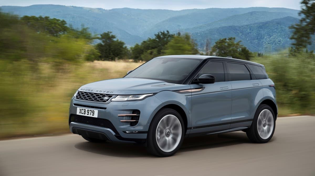 2019 Range Rover Evoque revealed