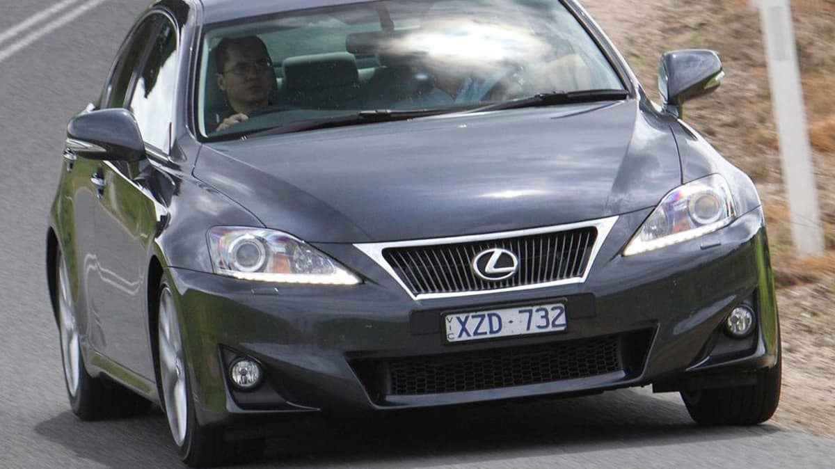 Lexus IS 350 and IS 350 F Sport Review
