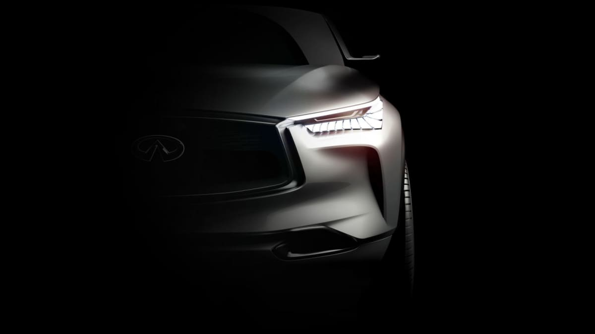 Infiniti QX Sport Inspiration Points To New SUV For Beijing