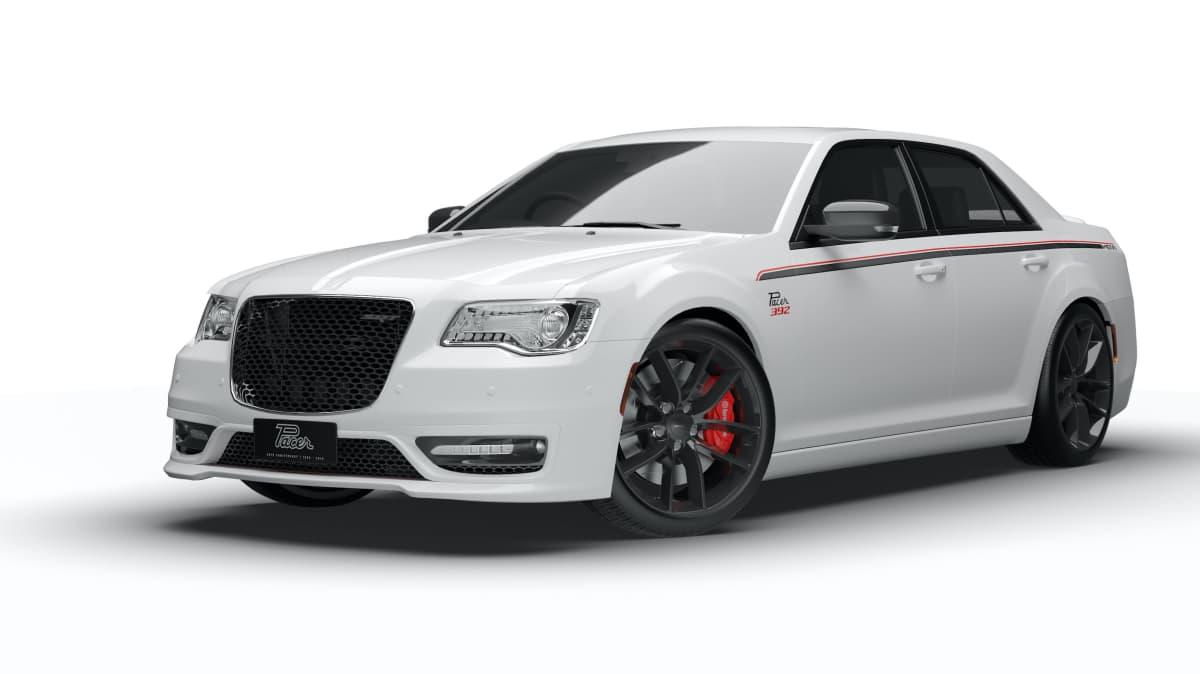 Chrysler 300 SRT Pacer limited edition arrives in Australian showrooms