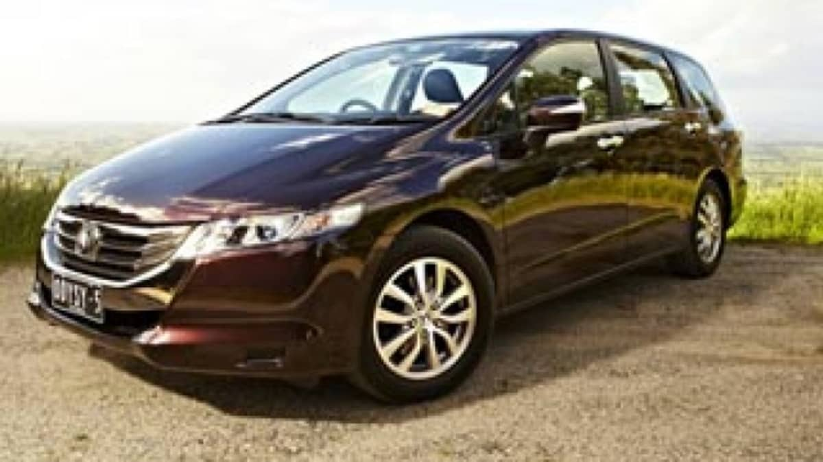 The Honda Odyssey is still one of the best family cars on the market.