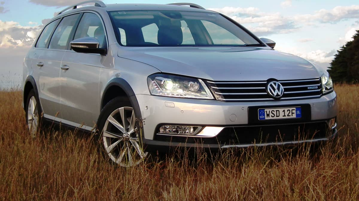 2014 Volkswagen Passat Alltrack Review