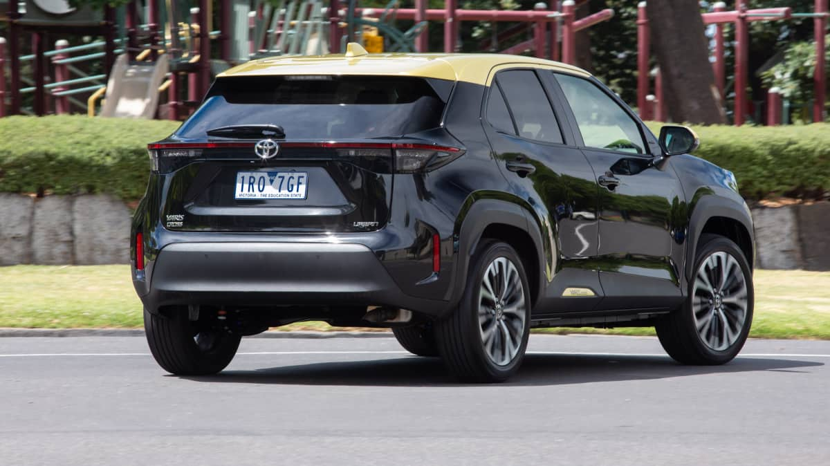 2021 Toyota Yaris Cross Urban review-0