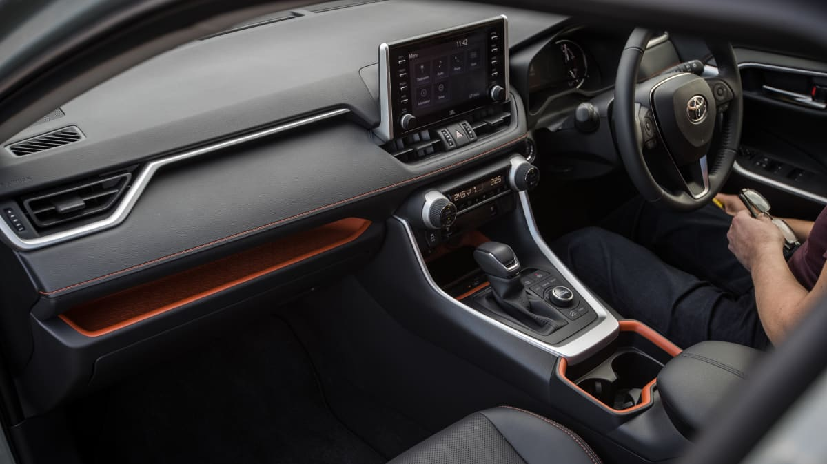 Family Review: 2019 Toyota RAV4 Edge Petrol Auto-1