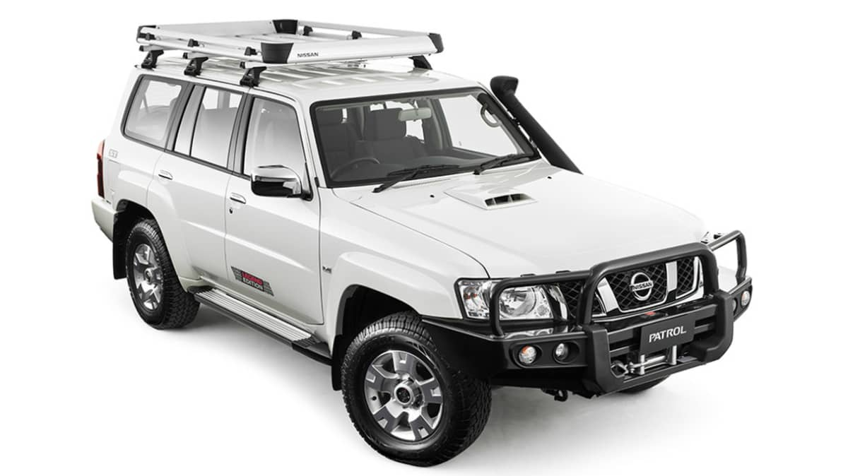 Nissan Patrol Y61 Goes Out With A Legend