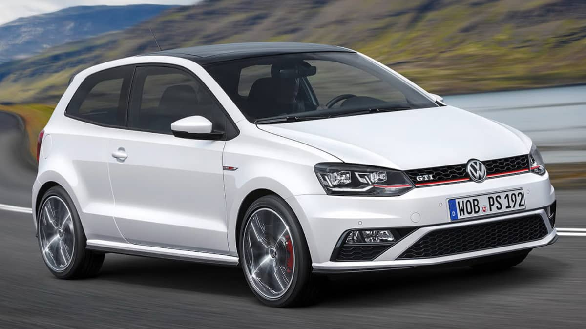 2015 Volkswagen Polo GTI Revealed: New Engine, Manual Shifter