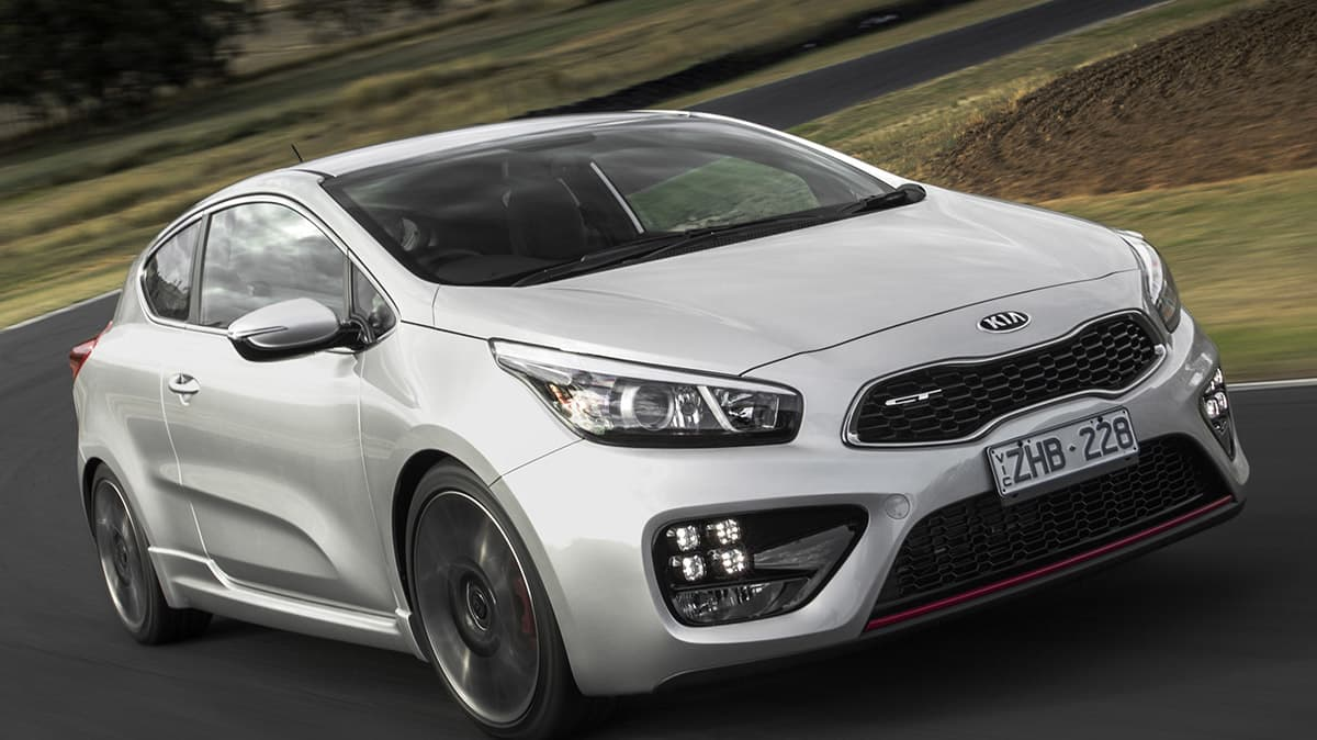 2014 Kia Pro_Cee'd GT: Price And Features For Australia