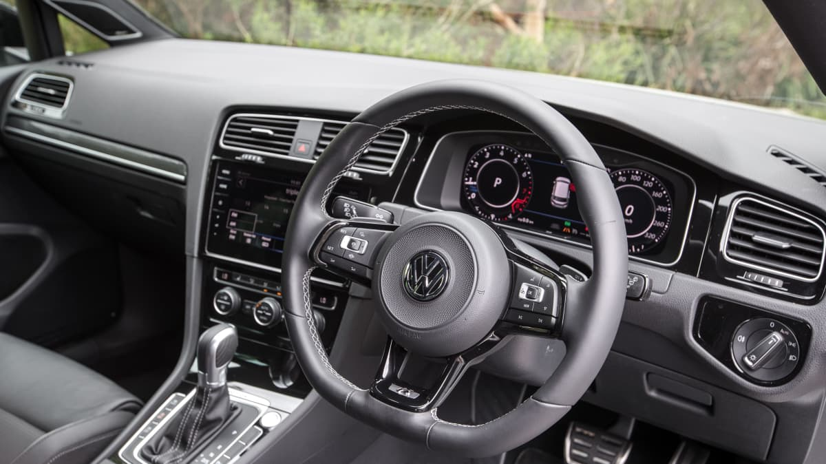 2019 Volkswagen Golf R review: Special Edition-4