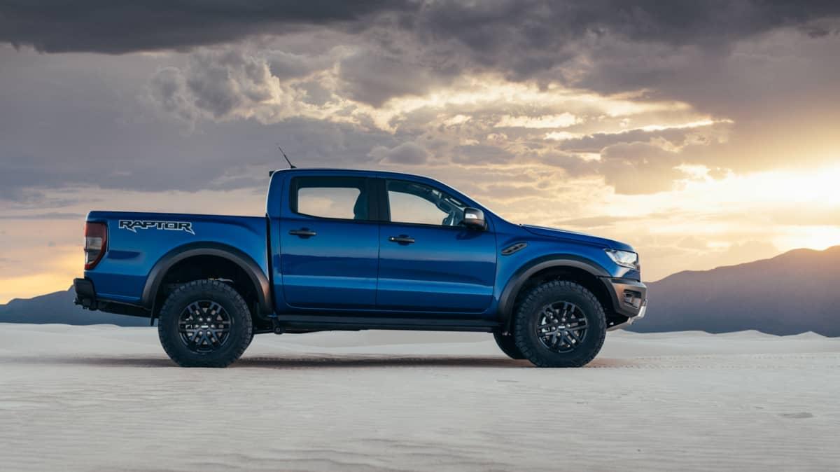 Ford Ranger Raptor A 'Slam Dunk' For The US