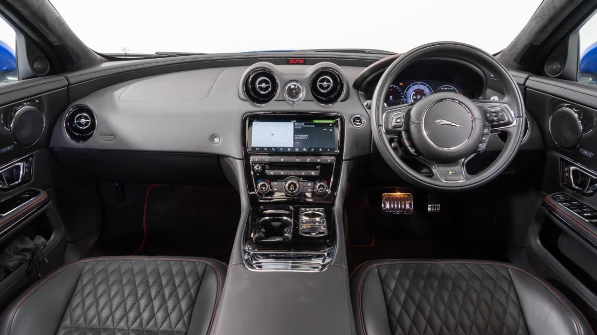 Jaguar XJR 575 2019 review-0