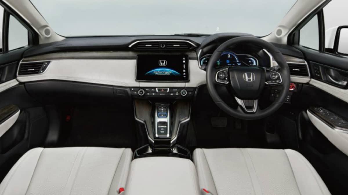 2015 Honda FCV Concept