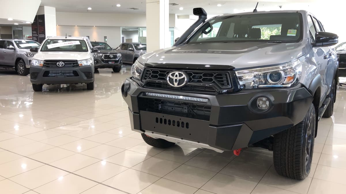 Toyota HiLux and Ford Ranger top Australian car sales as utes dominate for fourth year in a row