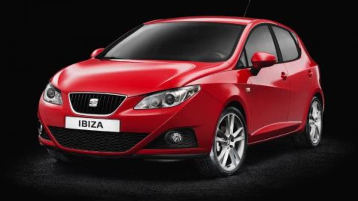 2009 Seat Ibiza preview