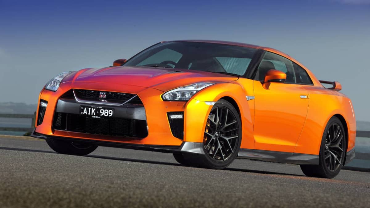 2017 Nissan GT-R Review   Updated, New Model Range And More Power - Still The One