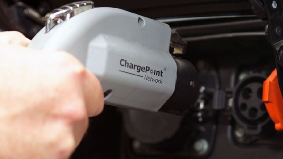 Victoria Launches First EV Fast Charging Station