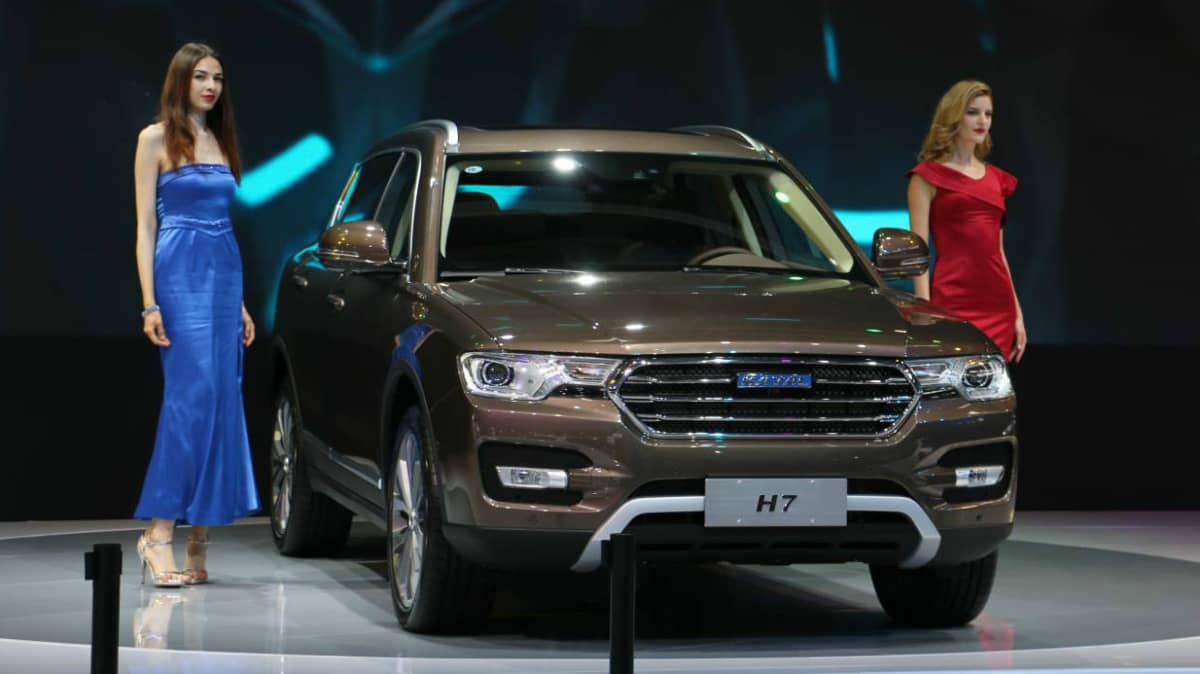 Haval H7 Confirmed For Australia - Arriving Next Year