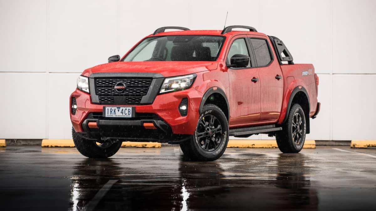 2021 Nissan Navara Pro-4X launch review-4
