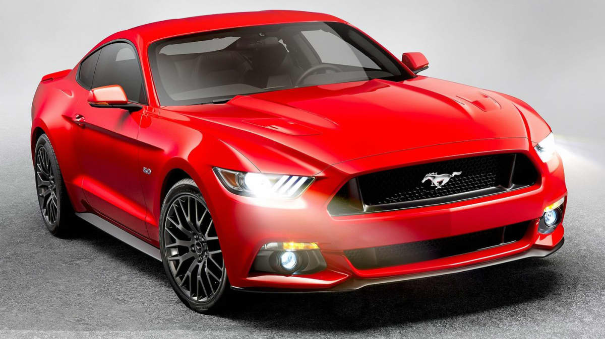 2015 Ford Mustang Key Specs Revealed