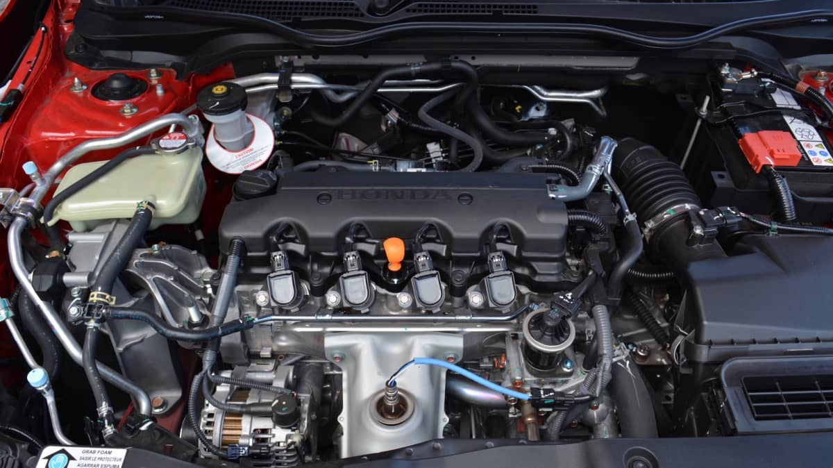Honda Civic VTi 2018 new car review-4